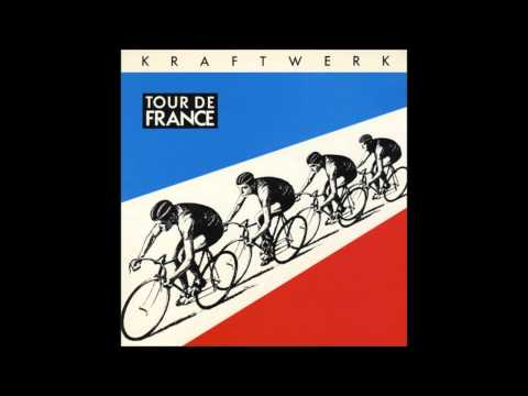 Kraftwerk  Tour de France Original Version, 1984 HD