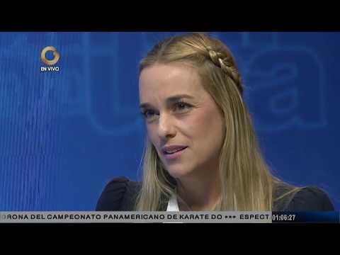 Lilian Tintori: La Fiscal General habló con la verdad en las manos
