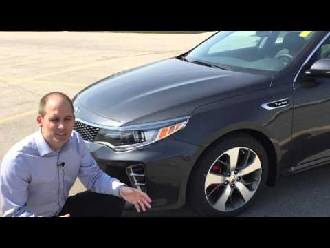 Is the 2016 Kia Optima the best mid-size car you can buy?