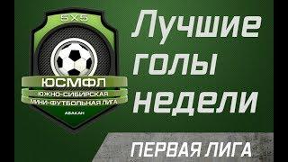 Лучшие голы недели Первая лига 19 01 2020 г
