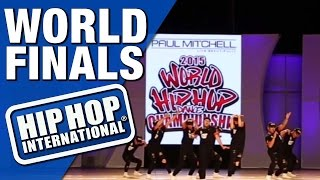 Brotherhood - Canada Adult Division Finalist HHI s 2015 World Finals