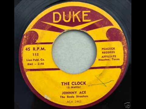 The Clock  - Johnny Ace