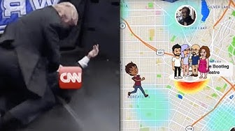 Trumpin Törkein Twiitti Tähän Saakka! Snapchatin Uusin Päivitys = Stalkkereiden Unelma?