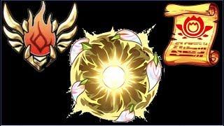【モンスト】スーパーミラクルサンダーチョメチョメエキセントリック《英雄の書》《魂の紋章》付け替えタイムぐぐん【ぺんぺん】