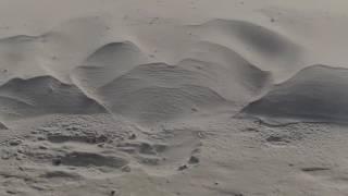 areia natureza brasil VENTO NA DUNA desenho escultura sand natural art litoral wind draw