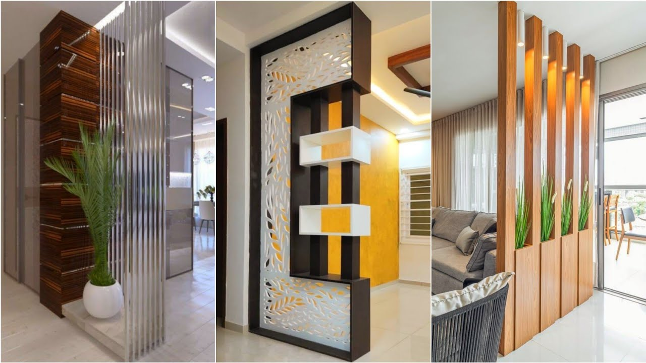 Modern Living Room Partition Wall, Living Room Partition Wall