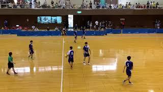 ハンドボール最高!20190811 札幌選抜vs函館選抜 国体北海道予選 少年男子決勝
