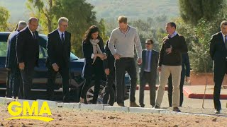 Prince Harry and Meghan are heading to Africa this fall | GMA