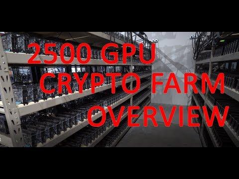 5Min Quick Overview Of BBTs 2500 GPU Mining Farm