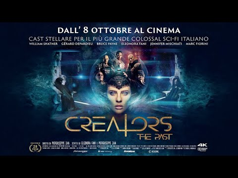CREATORS - THE PAST Trailer ufficiale Dall'8 Ottobre nei cinema