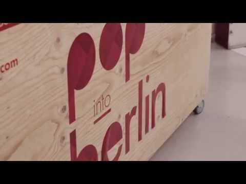 Berlin Pop up Store  - Hej Stockholm!