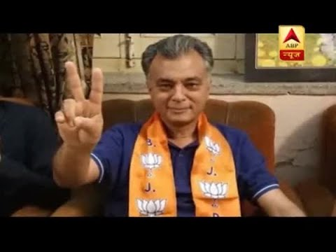 Himachal Pradesh cabinet minister Anil Sharma joins BJP