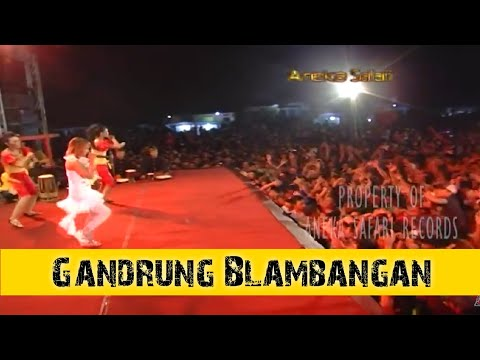 ♥ Reny Farida - Gandrung Blambangan  ( Official Music Video ANEKA SAFARI )