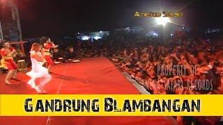 Gandrung Blambangan - ♥ Reny Farida ( Official Music Video ANEKA SAFARI )