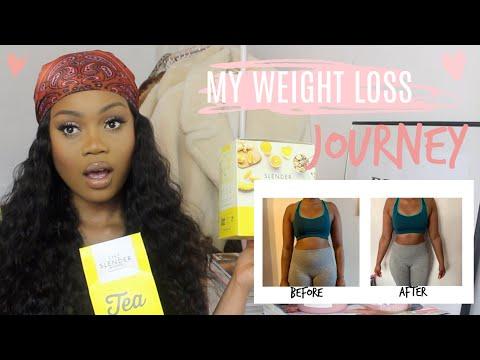 MY WEIGHTLOSS JOURNEY | PROTEIN WORLD | AD