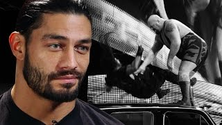 Roman Reigns responds to Big Show: April 15, 2015