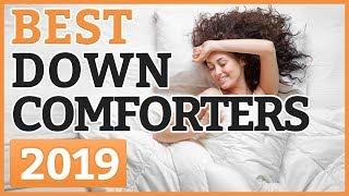 Best Down Comforter 2019 – TOP 8 Comforters