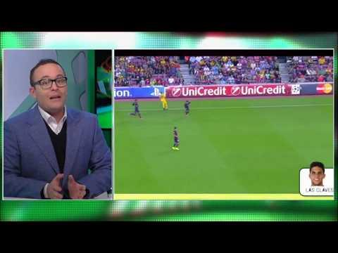 Jesús Botello, Analista Deportivo, analiza el juego de @MarcBartra en @rtv_betis