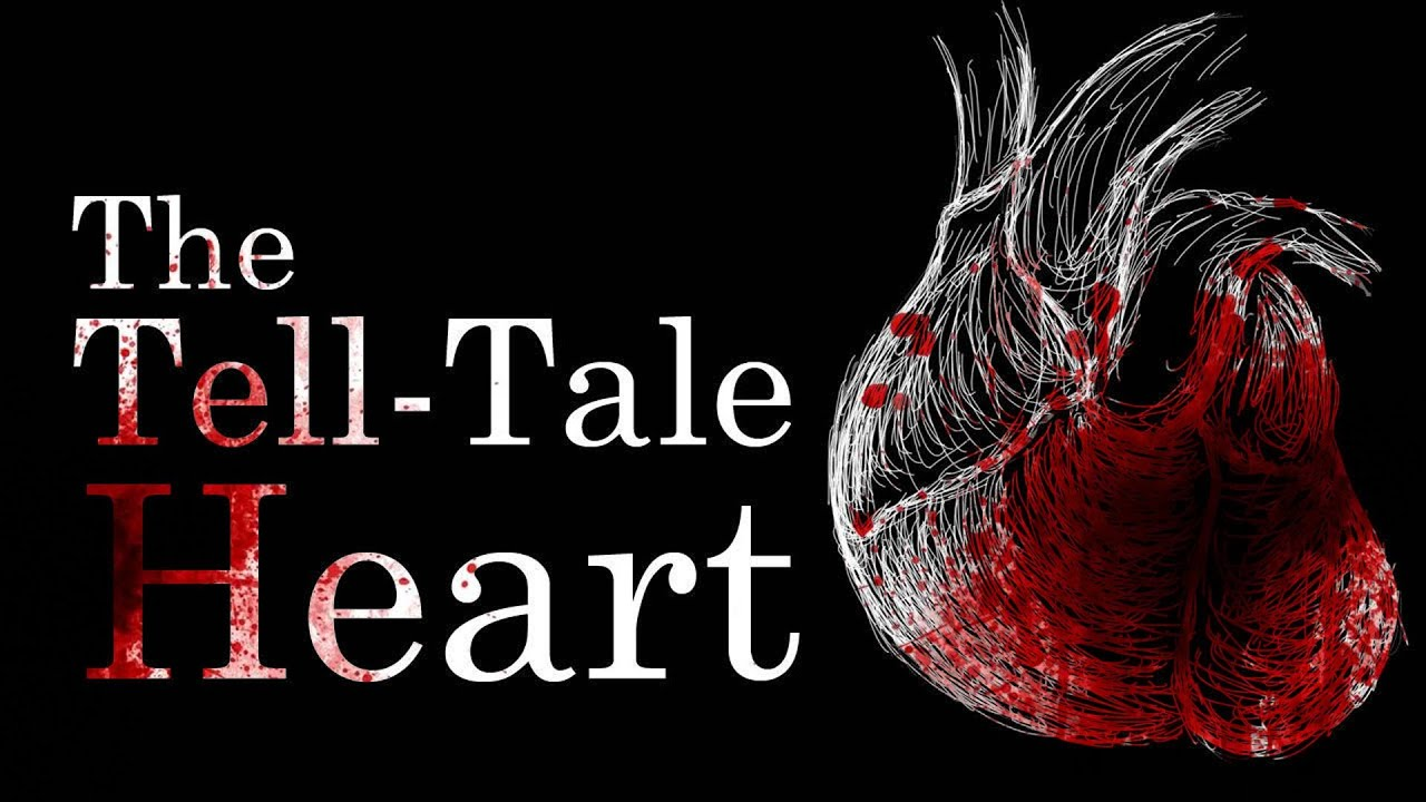 edgar allan poe and tell tale Poe, edgar allan the tell-tale heart the fall of the house of usher and other tales new york: signet, 1998 172-177 short story study guides.