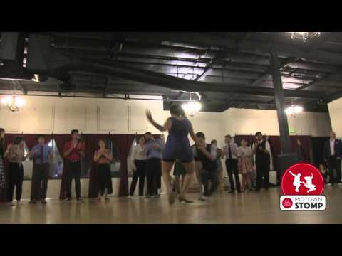 Midtown Stomp Strictly Lindy Finals 18 March 2016