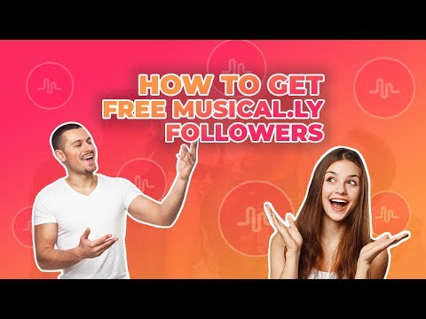 How To Get More Musical.ly Followers! 2018 Fast REAL Fans!