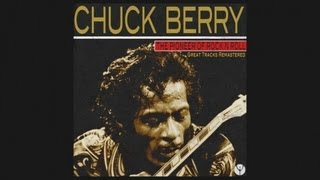 Chuck Berry - Brown Eyed Handsome Man (1957)