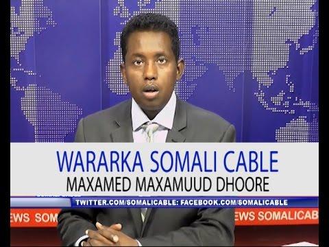 WARARKA SOMALI CABLE  IYO MAXAMED MAXAMUUD DHOORE 17 08 2016
