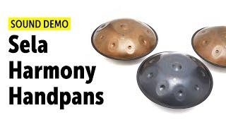 Sela | Harmony Handpans | Sound Demo