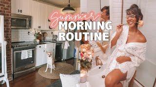 Weekend Morning Routine ☼