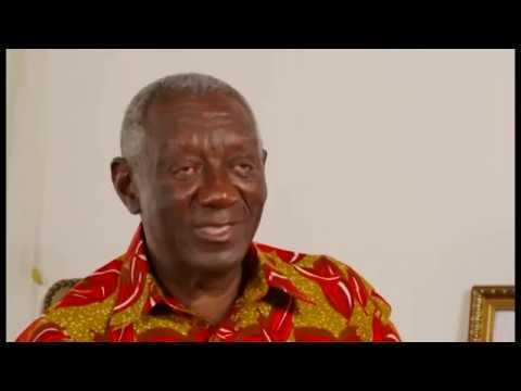 Former President John Agyekum Kufuor Endorses Nana Addo Dankwa Akufo-Addo