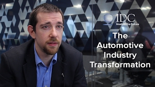 Lorenzo Veronesi on Automotive Transformation