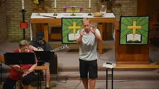 Contemporary Worship - August 26, 2020 - The Twelfth Week after Pentecost