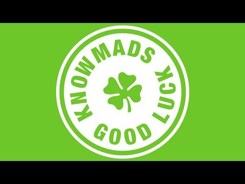 KnowMads - Good Luck (2017)