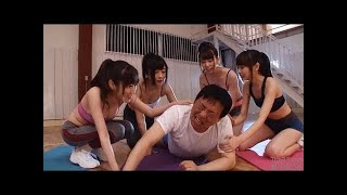 Japan Movie Hit#27   GYM welcomes the new year 😍   Best Japanese Romance Movie 2019   Watch Now