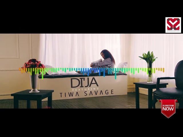 The way you are lyrics by dija ft tiwa