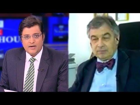 Arnab Goswami Interviews Italian Judge Marco Maria Maigo | AgustaWestland Deal
