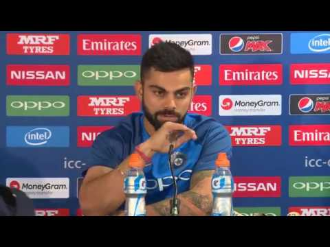India vs Pakistan: ICC Champions Trophy 2017  live!