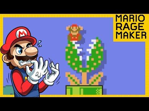 Super Mario RAGE Maker - Part 7 - True Evil