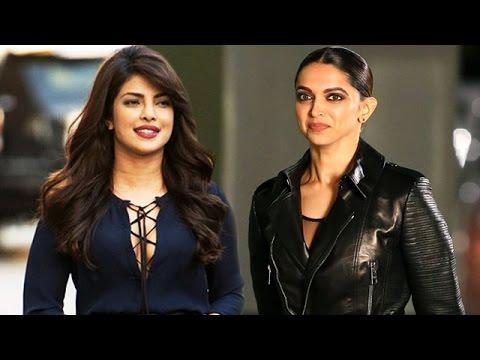 Deepika Padukone Vs Priyanka Chopra - Who Will Win Hollywood Next Year?