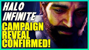 Halo Infinite News! 343 Confirms Halo Infinite Campaign Reveal! Halo Infinite Beta Soon After?