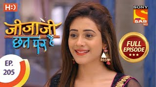 Jijaji Chhat Per Hai - Ep 205 - Full Episode - 20th October, 2018