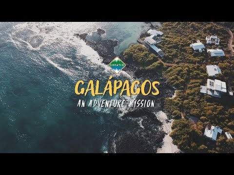 Galápagos Adventure Mission with Creatio