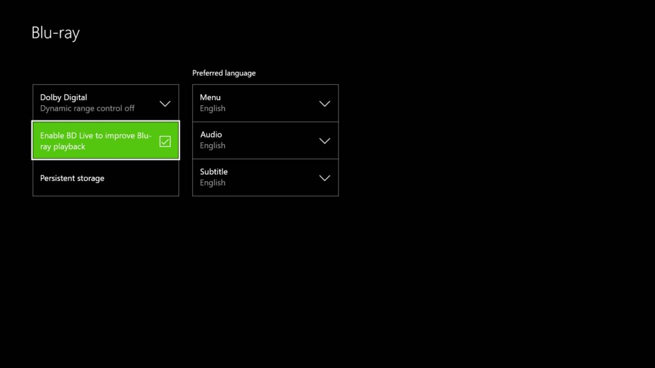 Xbox One Cache Leeren