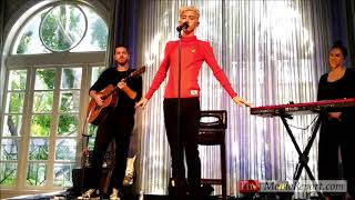 Troye Sivan Live Boy Erased Music Performance In Los Angeles October 29 2018