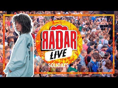 Youtube: Jäde«Longtemps» en live à Solidays – Scène RADAR