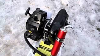 Мотосамокат Evo 71cc + дополнительный глушак