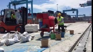 yalova epoksi poliüretan zemin kaplama beton parlatma