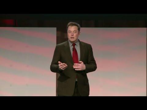 Elon Musk 2015 Detriot Auto Show Full Interview