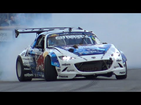2017 Goodwood Festival of Speed BEST of Day 2 - Supercars, Drift Cars, Racing Cars & More!