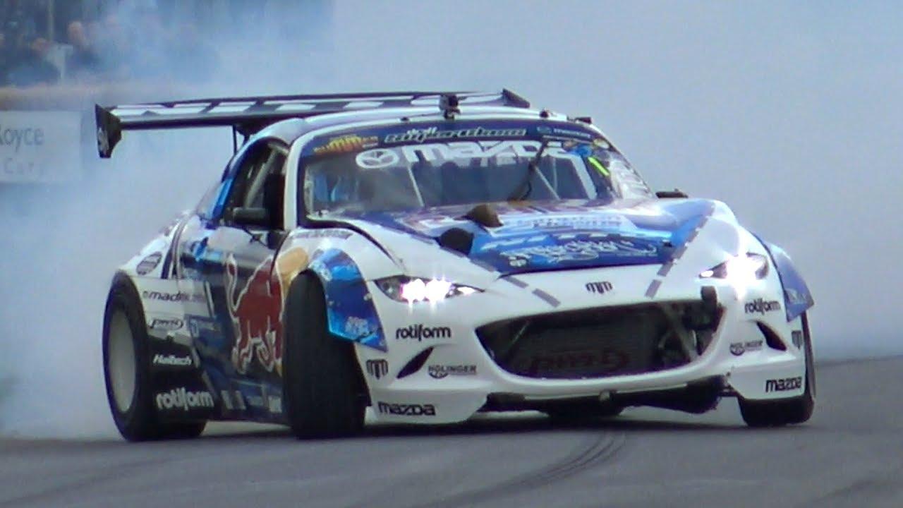 Goodwood Festival Of Speed Best Of Day Supercars Drift
